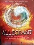 Allegiant…Sprinkled With Divergent and Insurgent